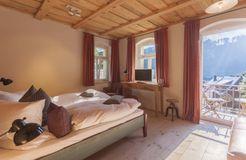 Hotel Muhle double room (3/10) - Bio- & Nationalpark Refugium Schmilka