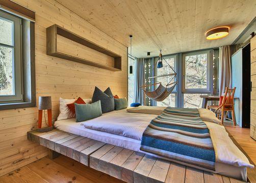 Villa Waldfrieden double room (4/7) - Bio- & Nationalpark Refugium Schmilka