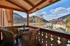 Villa Waldfrieden premium doubleroom (5/8) - Bio- & Nationalpark Refugium Schmilka