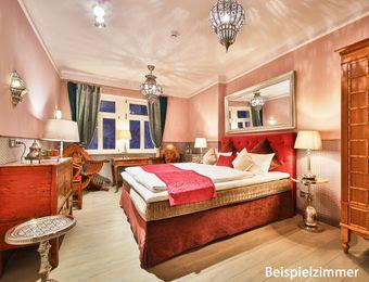 Villa Waldfrieden double room - Bio- & Nationalpark Refugium Schmilka