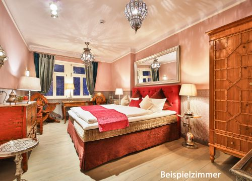 Villa Waldfrieden double room (1/7) - Bio- & Nationalpark Refugium Schmilka