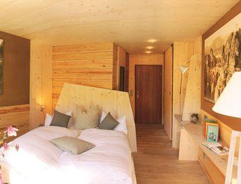 Helvetia Eco comfort room with balcony - Bio- & Nationalpark Refugium Schmilka