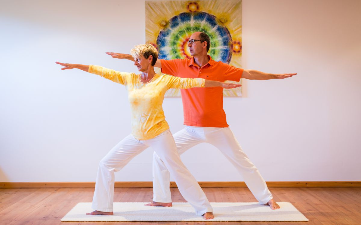 YOGA-Workshop mit Bernhard und Maria | 7 Übernachtungen