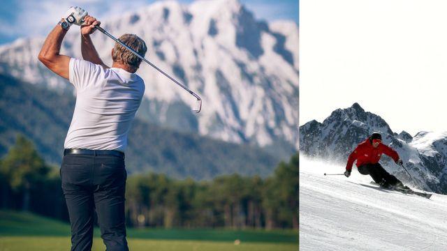 Golf & Skiwoche