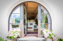 Biohotel Schweitzer, Mieming, Tyrol, Austria (9/21)