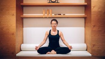 Biohotel Schweitzer Angebot Yoga