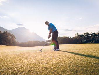 Top Angebot: Golf Hit Tage PLUS - Biohotel Schweitzer
