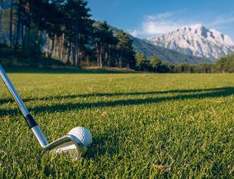 Top Angebot: Golf Short Stay - Biohotel Schweitzer