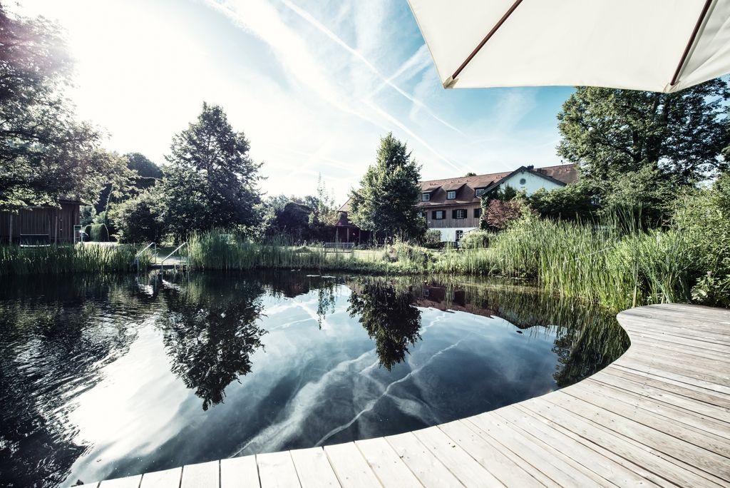 Das Biohotel Am Starnberger See Schlossgut Oberambach