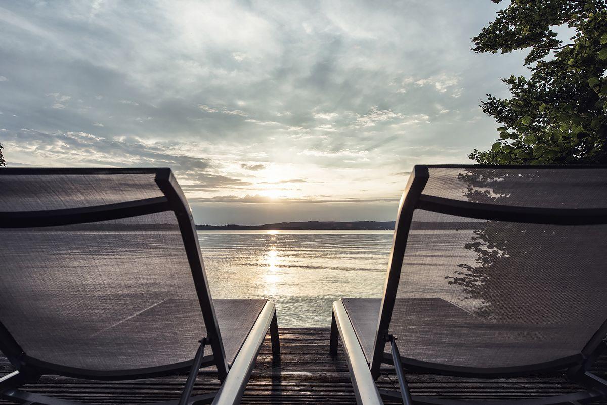 Sommerurlaub am See
