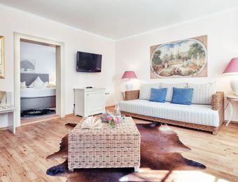 Junior suite Kleydorff con vista lago - Schlossgut Oberambach