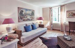 Junior suite Kleydorff con vista lago (3/3) - Schlossgut Oberambach