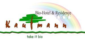 Bio-Hotel Kaufmann & Residence Regenbogen - Logo