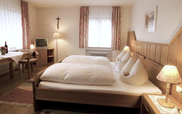 Biohotel Rose: Komfort Zimmer