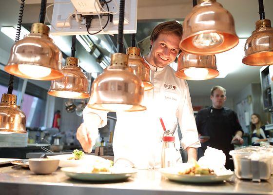 Bio-Küche - Bio-Hotel und Restaurant Rose