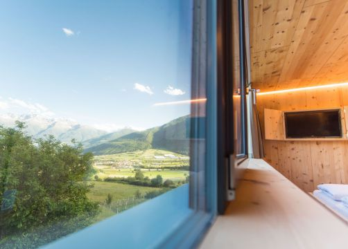 Biohotel Panorama, Mals, Trentino-Alto Adige, Italia (28/41)