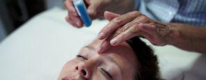 Energetic Head Massage