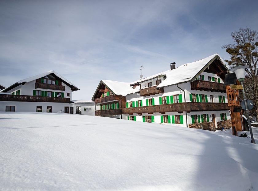 moor&mehr Bio-Kurhotel, Bad Kohlgrub, Baviera, Germania (1/29)