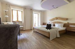 Biohotel moor&mehr Romantik Doppelzimmer Lavendel Süd (3/3) - moor&mehr Bio-Kurhotel
