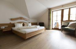 Biohotel moor&mehr Komfort Doppelzimmer Holunder mit Balkon (3/3) - moor&mehr Bio-Kurhotel