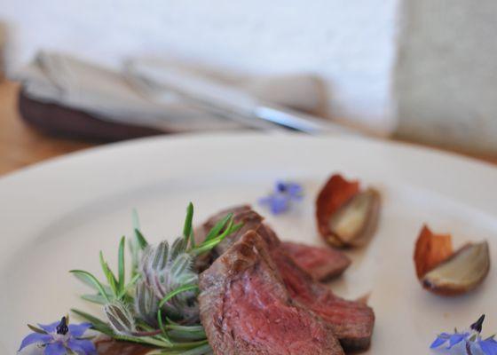 Bio-Küche - L'Aubier, Eco-Hôtel