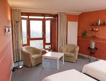 Superior Doppelzimmer - L'Aubier, Eco-Hôtel