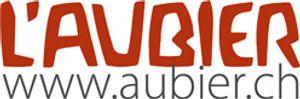 L'Aubier, Eco-Hôtel - Logo