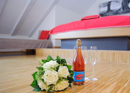 Biohotel Mohren Paar Flitterwoche Romantik Auszeit - Biohotel Mohren