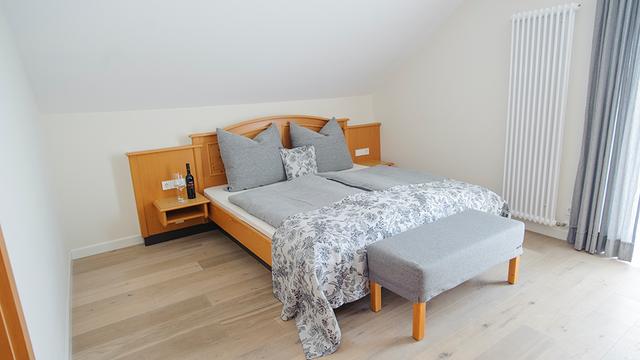 Landhaus Doppelzimmer Seeblick