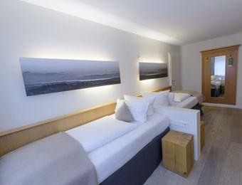 Camera doppia casa di campagna - Biohotel Mohren