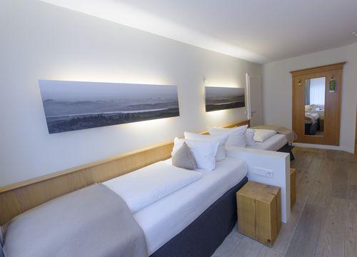 Camera doppia casa di campagna (1/1) - Biohotel Mohren