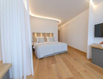 Camera doppia sole mattutino - Biohotel Mohren