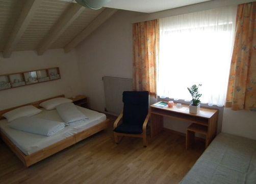 biohotels anna bio mehrbettzimmer ohne balkon (1/1) - Landhotel Anna & Reiterhof Vill