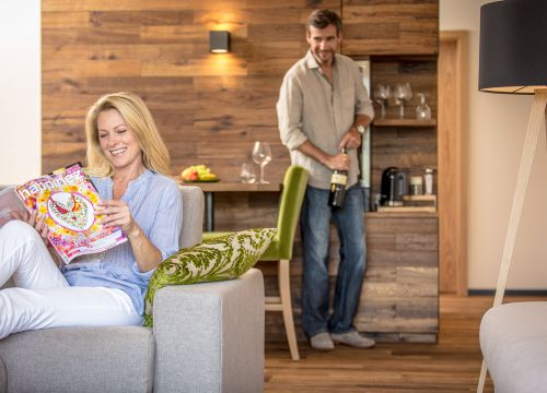 """Comfort Suite de luxe """"Adlerhorst"""" 3/7"""