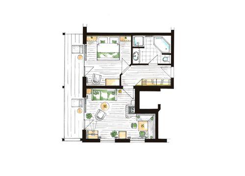 Comfort suite Bergkristall 7/7