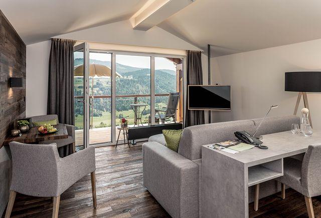 Bergkristall - Mein Resort im Allgäu in Oberstaufen-Willis: Comfort suite Falken (Last Minute)