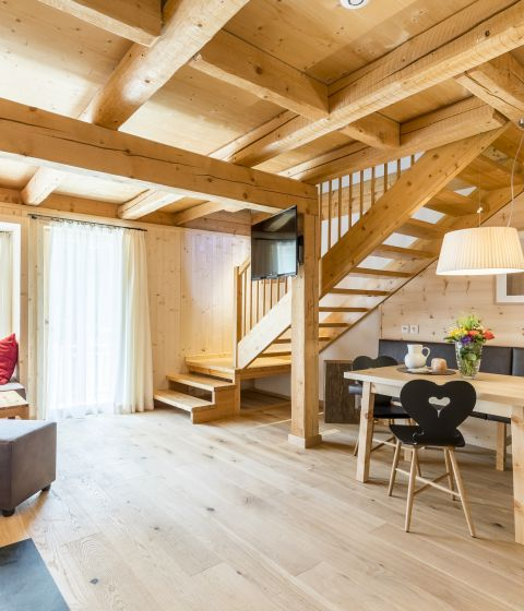 Chalet-Suite 'Almwiese'