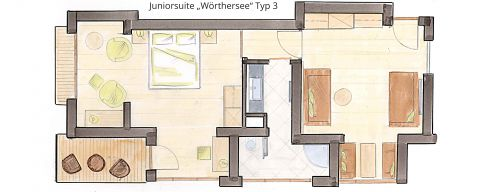 "Juniorsuite ""Wörthersee"""