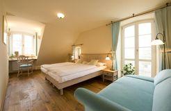 Biohotel Parin Zimmer Himmel (3/3) - Hotel Gutshaus Parin