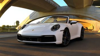 Fahrvergnügen mit 385PS | 8H mit Porsche 911 Carrera Cabriolet