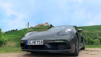 """Porsche 718 Boxster GTS"" mieten - Anfrage"