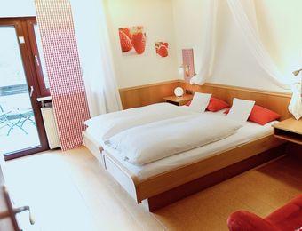 Doppelzimmer - Bio-Hotel Forellenhof