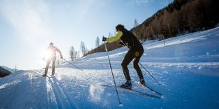 Cross country ski week in the Ahrntal Valley