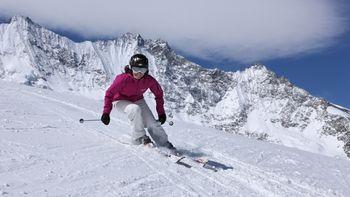 Skisaisonauftakt
