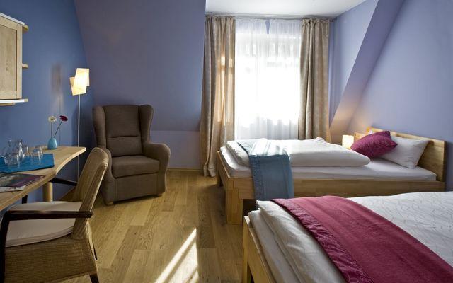 Biohotel Ginkgo Mare: Doppelzimmer