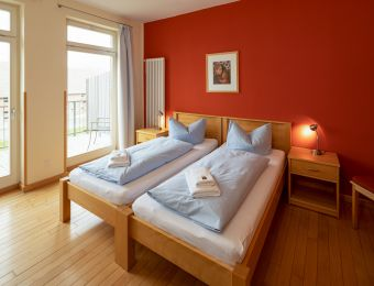 Appartamento per 5 persone - Biohotel Stiftsgut Wilhelmsglücksbrunn