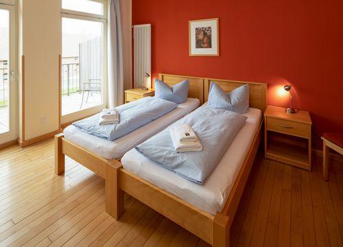 Appartamento per 5 persone (1/3) - Biohotel Stiftsgut Wilhelmsglücksbrunn