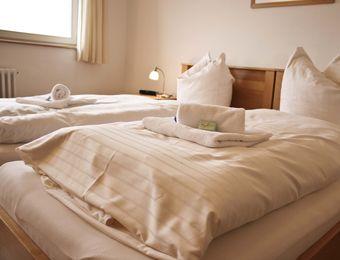 Appartamento per 4 persone - Biohotel Stiftsgut Wilhelmsglücksbrunn