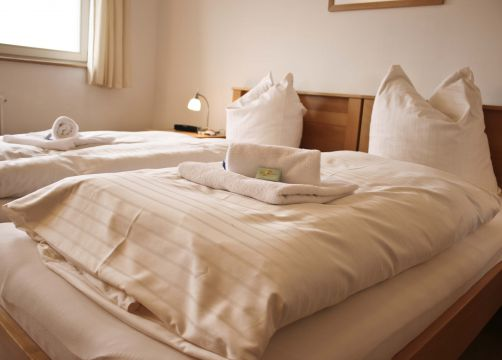 Appartamento per 4 persone (1/2) - Biohotel Stiftsgut Wilhelmsglücksbrunn