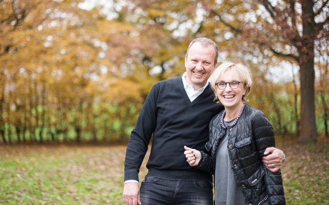 Biohotel Sturm: Gastgeber Christa & Matthias Schulze Dieckhoff